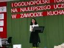 Etap Okręgowy I Ogólnopolskiego Turnieju na Najlepszego Ucznia w Zawodzie Kucharz _20