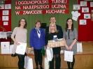Etap Okręgowy I Ogólnopolskiego Turnieju na Najlepszego Ucznia w Zawodzie Kucharz _37