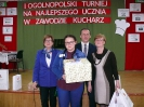 Etap Okręgowy I Ogólnopolskiego Turnieju na Najlepszego Ucznia w Zawodzie Kucharz _39