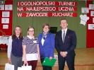 Etap Okręgowy I Ogólnopolskiego Turnieju na Najlepszego Ucznia w Zawodzie Kucharz _41