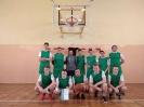 Finał piłki koszykowej - Wicemistrzostwo Powiatu chłopców w naszych rękach!