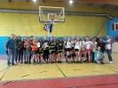 Finały dziewcząt w koszykówce