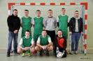 II miejsce ZSCKR w Kowalu w XVIII Halowych Mistrzostwach Kowala w Piłce Nożnej o Puchar Burmistrza Miasta Kowala