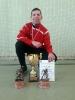 II miejsce ZSCKR w Kowalu w XVIII Halowych Mistrzostwach Kowala w Piłce Nożnej o Puchar Burmistrza Miasta Kowala_2