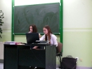 Klaudia z referatem na seminarium w Kujawskiej Szkole Wyższej we Włocławku_12