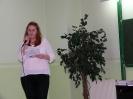 Klaudia z referatem na seminarium w Kujawskiej Szkole Wyższej we Włocławku_13