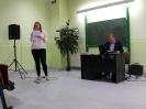 Klaudia z referatem na seminarium w Kujawskiej Szkole Wyższej we Włocławku_14