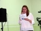 Klaudia z referatem na seminarium w Kujawskiej Szkole Wyższej we Włocławku_15