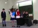 Klaudia z referatem na seminarium w Kujawskiej Szkole Wyższej we Włocławku_20