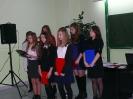 Klaudia z referatem na seminarium w Kujawskiej Szkole Wyższej we Włocławku_22