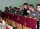 Klaudia z referatem na seminarium w Kujawskiej Szkole Wyższej we Włocławku_23