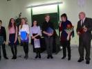 Klaudia z referatem na seminarium w Kujawskiej Szkole Wyższej we Włocławku_25