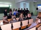 Klaudia z referatem na seminarium w Kujawskiej Szkole Wyższej we Włocławku_28