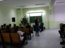 Klaudia z referatem na seminarium w Kujawskiej Szkole Wyższej we Włocławku_31