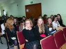 Klaudia z referatem na seminarium w Kujawskiej Szkole Wyższej we Włocławku_35