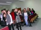 Klaudia z referatem na seminarium w Kujawskiej Szkole Wyższej we Włocławku_38