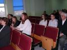 Klaudia z referatem na seminarium w Kujawskiej Szkole Wyższej we Włocławku_8
