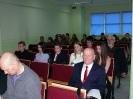 Klaudia z referatem na seminarium w Kujawskiej Szkole Wyższej we Włocławku_9
