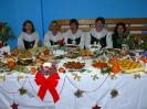 Nasza szkoła na Powiatowych Stołach Wigilijnych w Choceniu_11