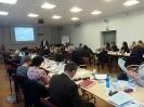 Szkolenie na temat staży zagranicznych w Brwinowie