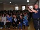Uczniowie z pochwałą Komendanta Komisariatu Policji w Kowalu_17
