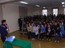 Uczniowie z pochwałą Komendanta Komisariatu Policji w Kowalu_3