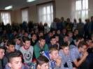 Uczniowie z pochwałą Komendanta Komisariatu Policji w Kowalu_9