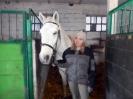 Wizyta w stadninie koni u państwa Kucharskich