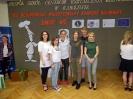"""Wyróżnienie w VII Ogólnopolskim Międzyszkolnym Konkursie Kulinarnym """"Smaki wsi"""""""