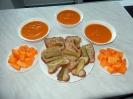 Z chlebem i zupą dyniową do gimnazjalistów