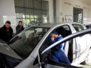 Zajęcia praktyczne w zakładzie samochodowym