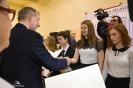 Wręczenie dyplomów Stypendystom Prezesa Rady Ministrów_2