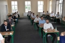 Egzaminy potwierdzające kwalifikacje w zawodzie w sesji letniej rozpoczęte