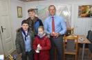 Harcerze przynieśli do szkoły Betlejemskie Światełko Pokoju