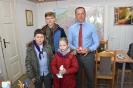 Harcerze przynieśli do szkoły Betlejemskie Światełko Pokoju_9