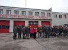 Pierwsza wizyta w Straży Pożarnej za nami…