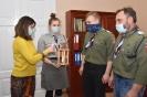 Harcerze przynieśli do szkoły Betlejemskie Światełko Pokoju_2
