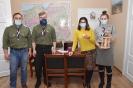Harcerze przynieśli do szkoły Betlejemskie Światełko Pokoju_3