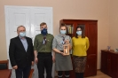 Harcerze przynieśli do szkoły Betlejemskie Światełko Pokoju_4