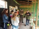 Szkolenie na strzelnicy