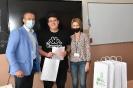 Wręczenie świadectw, dyplomów i nagród w klasie III Tż_12